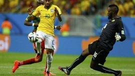 Ферна забиває, Неймар виводить на Чилі. Камерун - Бразилія - 1:4. ВІДЕО