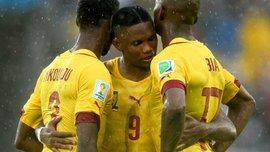 Камерун вже відправився на Батьківщину. ВІДЕО