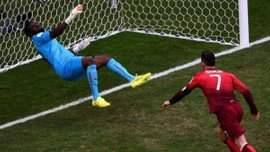 Асист Велозу і гол Роналду - все намарно. Португалія - Гана - 2:1. ВІДЕО