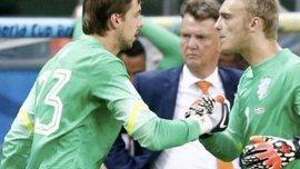Каннаваро: Ван Гаал проявив неповагу до воротаря. ФОТО
