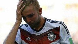 Немецкий хавбек после финала ЧМ-2014: Как добрался в раздевалку, не знаю