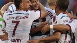 """""""Баварія"""" у фіналі """"Telekom Cup"""" після серії пенальті. ВІДЕО"""
