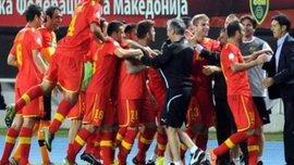 Македонія. Вони програвали навіть Андоррі