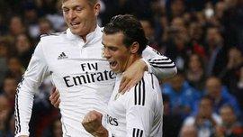 """Лідерство залишається в Мадриді. """"Реал"""" - """"Райо Вальєкано"""" - 5:1. ВІДЕО"""
