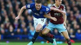 """Daily Mail: """"Арсенал"""" предложит """"Эвертону"""" 16 миллионов фунтов за Маккарти"""
