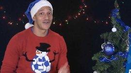 """КПР поздравил всех с Рождеством """"под фанеру"""". ВИДЕО"""