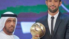 """Защитник """"Баварии"""" признан лучшим арабским игроком года"""