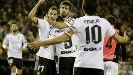 """Нелегка перемога """"кажанів"""". """"Валенсія"""" - """"Альмерія"""" - 3:2. ВІДЕО"""