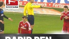 У Бундеслізі призначили пенальті на 8-ій секунді матчу. ВІДЕО