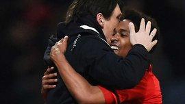 """Игрок """"Байера"""" эмоционально отпраздновал первый гол в Бундеслиге (ВИДЕО)"""
