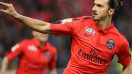 Ібрагімовіч дарує Кубок ліги парижанам (ВІДЕО)