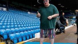 Наставник англійського клубу прийшов на матч в екстравагантному образі (ФОТО)