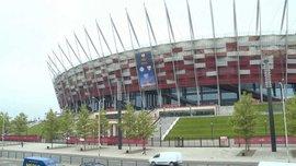 Варшава готується до фіналу Ліги Європи (ВІДЕО)
