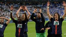 ПСЖ творить історію у фіналі Кубку Франції (ВІДЕО)