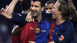 """Фігу зіграє за легенд """"Барселони"""" проти збірної світу"""