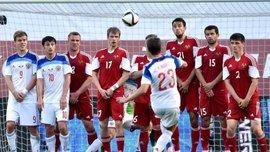Росія вирвала перемогу над суперниками України у відборі на Євро-2016 (ВІДЕО)