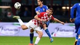 Ковачич забил сумасшедший гол за сборную - Ибра аплодирует (ВИДЕО)