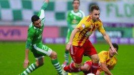 Невероятным ударом игрок Мальты открыл счет (ВИДЕО)
