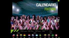 З'явився сексуальний календар Копа Амеріка-2015 (ФОТО, 18+)