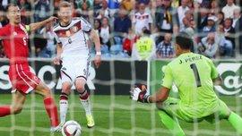 Евро-2016: Немцы издеваются над Гибралтаром, Фареры второй раз в отборе бьют греков