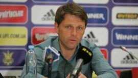 Наставник Люксембурга: Перший гол самі допомогли забити Україні