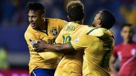 """Гравець """"Шахтаря"""" приносить перемогу збірній Бразилії на Кубку Америки на  92-й хвилині"""