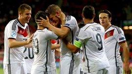 Євро U-21: Німеччина очолила групу А (ВІДЕО)