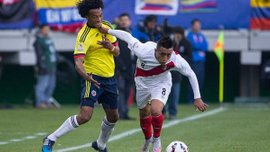 Кубок Америки: Після нічиєї Колумбія - на грані вильоту, а Перу - у чвертьфіналі (ВІДЕО)