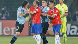 Хару за непристойность относительно Кавани хотят дисквалифицировать максимум на три матча