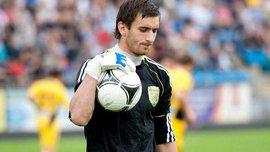 Український воротар може не зіграти в ЛЄ через проблеми з візою