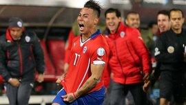 Копа Амеріка: Чилі виходить у фінал (ВІДЕО)