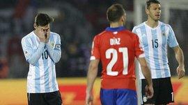 Мессі перетворився на статую і чилійський хлопчина скористався моментом для фото (ВІДЕО)