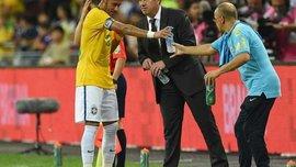 Бразилия не добивалась сокращения дисквалификации Неймара по просьбе Дунги
