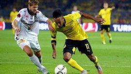 В Дортмунде болельщики установили рекорд квалификации Лиги Европы