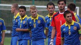 Молодежная сборная Украины начала подготовку с победы