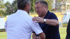 """Грозный рассказал, оставит ли он """"Говерлу"""" после встречи с Шуфричем"""