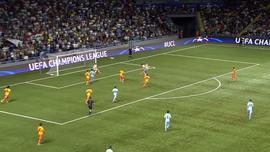 Команда Дедечка забила первый гол в плей-офф Лиги чемпионов 2015/16