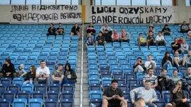 """У центрі Львова побили фанатів """"Легії"""" (ВІДЕО)"""