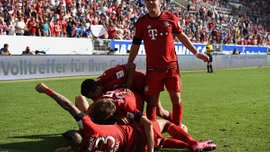 Дуглас Коста позаботился о рекорде Бундеслиги для Гетце