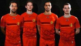 Лідери збірної Бельгії попрацювали в кол-центрі (ВІДЕО)