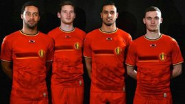 Лидеры сборной Бельгии поработали в колл-центре (ВИДЕО)