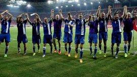 Отбор на Евро-2016. Греция - Финляндия - 0:1 (ВИДЕО)