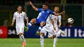 Отбор на Евро-2016. Италия - Болгария - 1:0 (ВИДЕО)