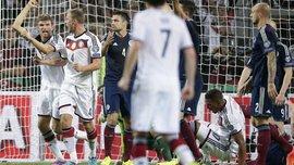 Фаворит дня:  У Шотландии есть маленькие шансы впервые остановить чемпионов мира