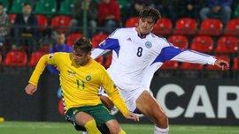 Відбір до Євро-2016. Литва - Сан-Марино - 2:1 (ВІДЕО)
