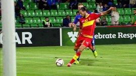Відбір до Євро-2016. Молдова - Чорногорія - 0:2 (ВІДЕО)