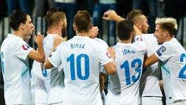 Отбор Евро-2016. Словения - Эстония - 1:0 (ВИДЕО)