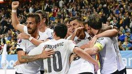 Отбор Евро-2016. Швеция - Австрия - 1:4 (ВИДЕО)