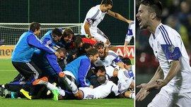 Сан-Марино: Ми забиваємо більше, ніж Роналду (ФОТО)