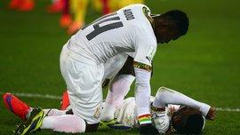 Гравці збірної Гани вимагали від Міністра спорту серйозної суми
